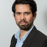 Portraitfoto von Tobias Afsali