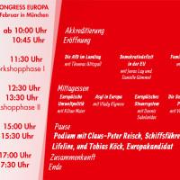 Programm Basiskongress Europa