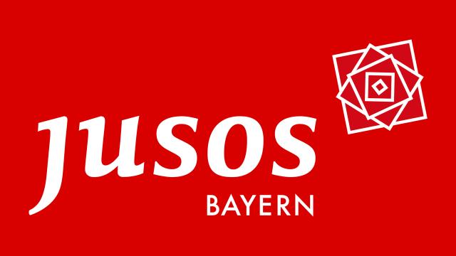Logo Jusos Bayern